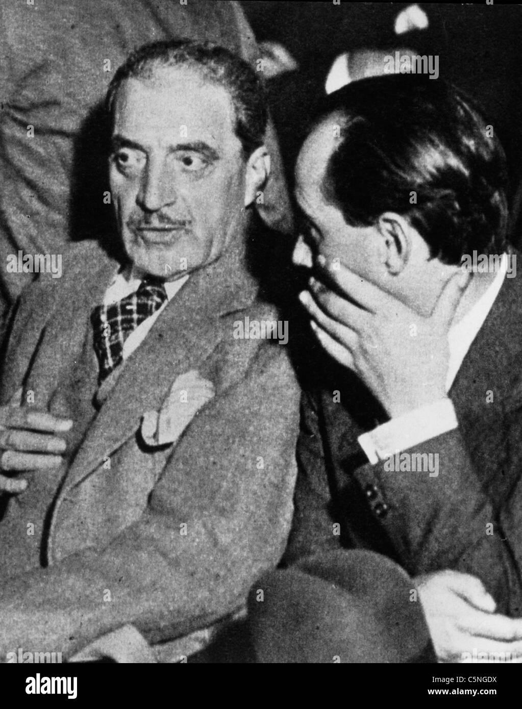 Carlo Alberto Salustri, Trilussa, 1950 - Stock Image