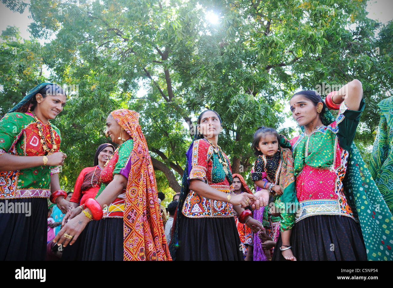 Dhrang, India - Stock Image
