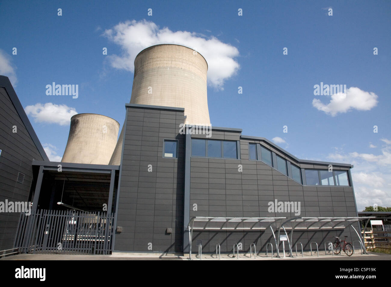 East Midlands Parkway train station - Stock Image