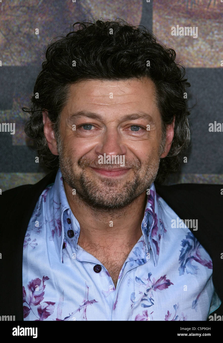 ANDY SERKIS RISE OF THE PLANET OF THE APES. LOS ANGELES PREMIERE HOLLYWOOD LOS ANGELES CALIFORNIA USA 28 July 2011 - Stock Image