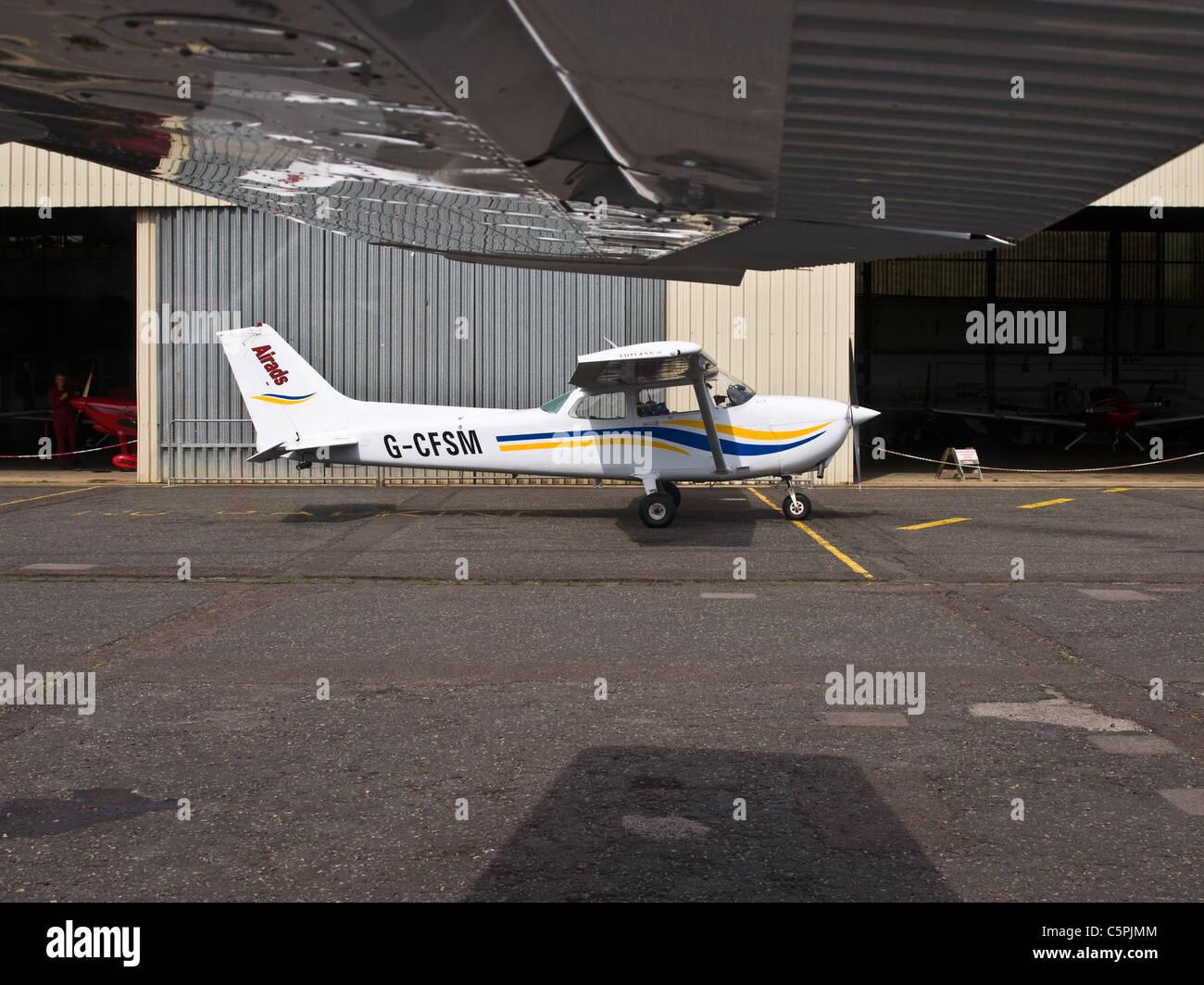 Cutlass 11 light aircraft - Stock Image