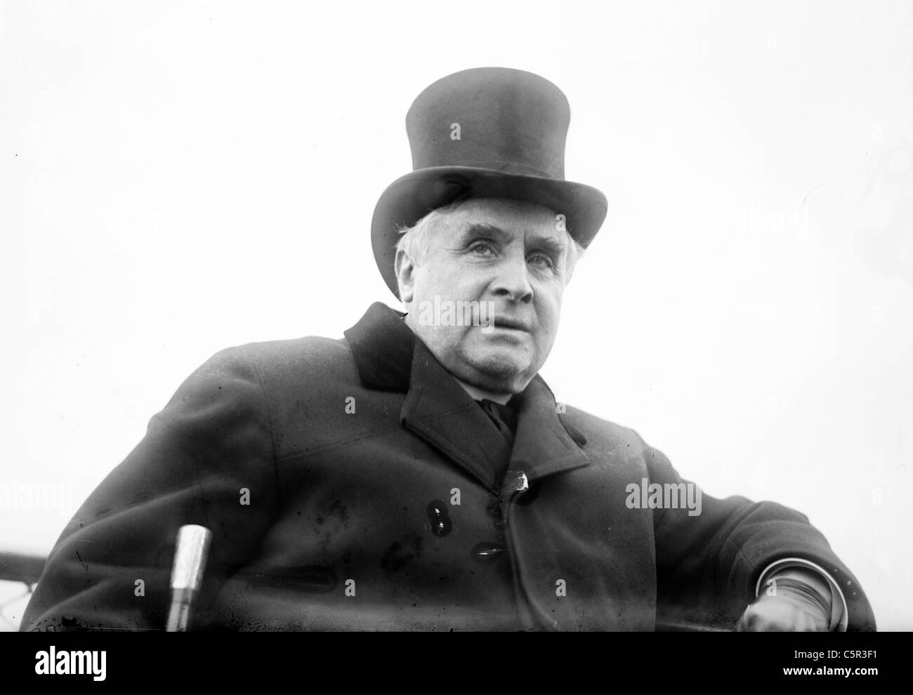 Archbishop Farley, Archbishop John Murphy Farley of New York City - Stock Image