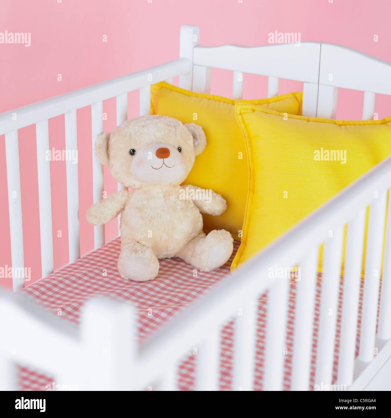 Arapha Newborns Sleep Pillow for Baby Yellow