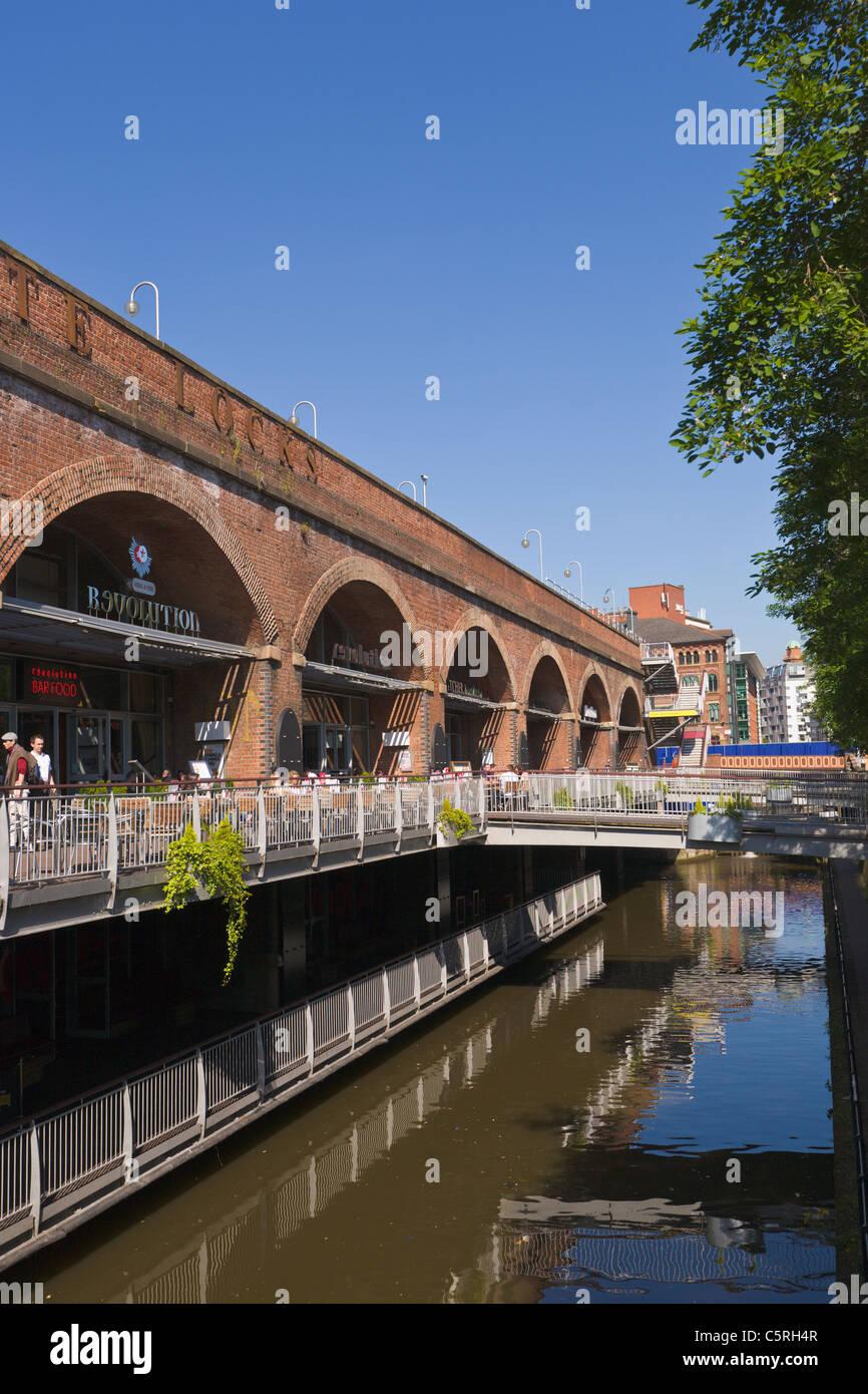 Restaurants Near Deansgate Locks Manchester