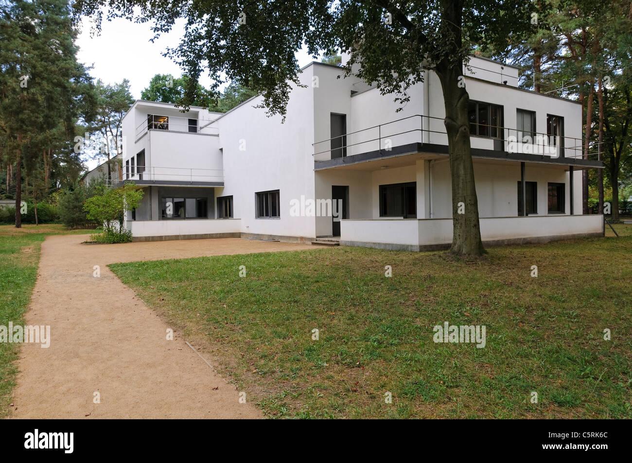 Haus Kandinsky Haus Klee House Bauhaus