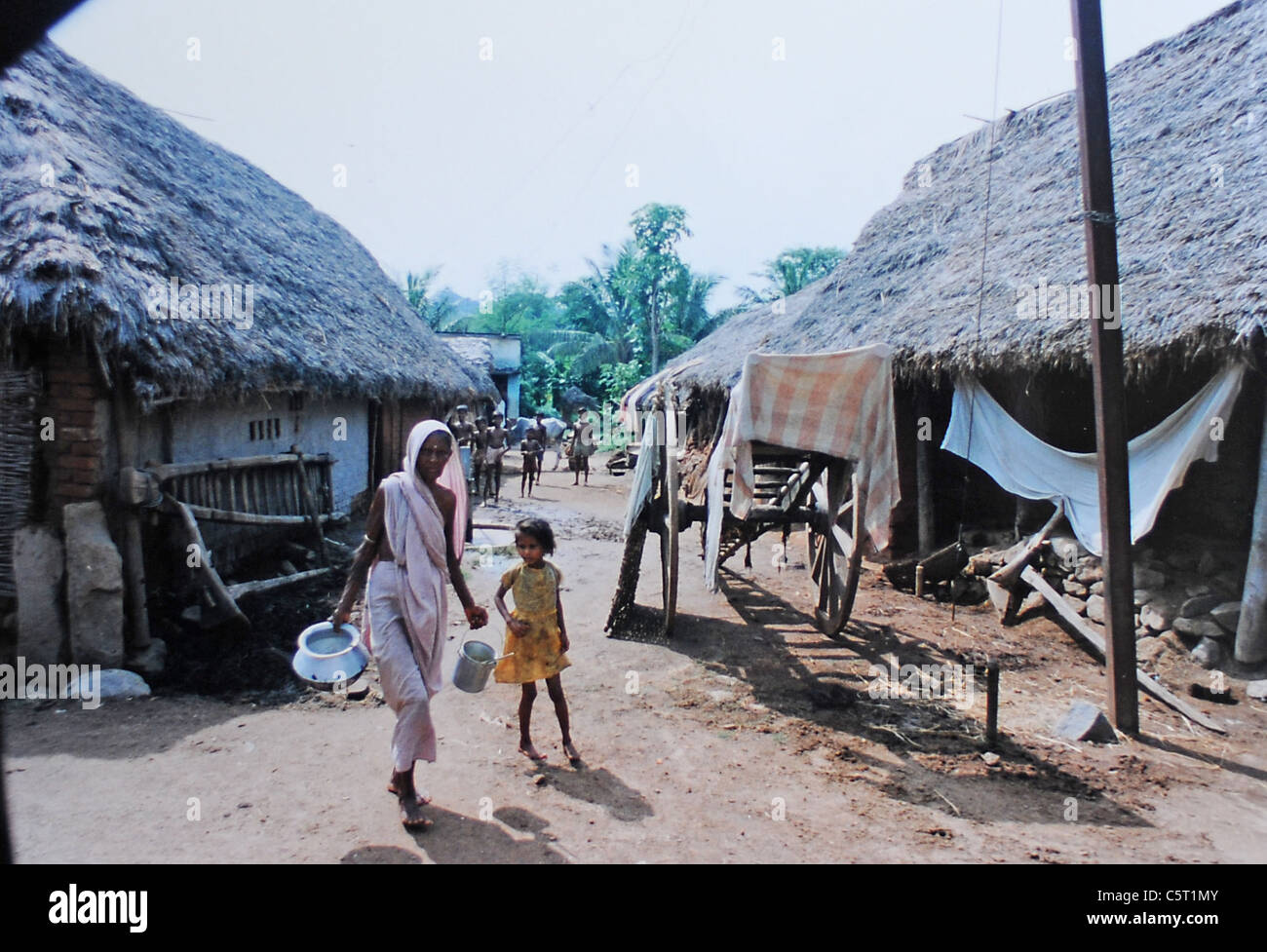 Rural Orissa Stock Photos & Rural Orissa Stock Images - Page