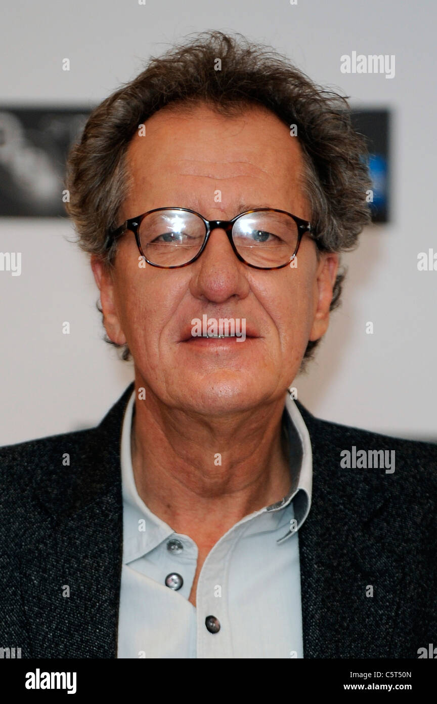 Geoffrey Rush Head Shot 2010 - Image Copyright Hollywood Head Shots 2011 - Stock Image