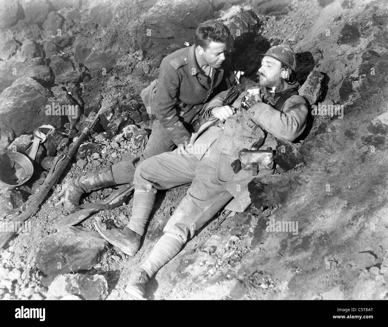 ALL QUIET ON THE WESTERN FRONT (1930) PAUL MONASH (DIR) 003 MOVIESTORE COLLECTION LTD - Stock Image