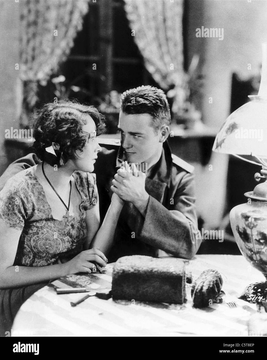 the movie all quiet on the All quiet on the western front (1930) is the first major anti-war film of the sound  era, faithfully based upon the timeless, best-selling 1929 novel by erich maria.