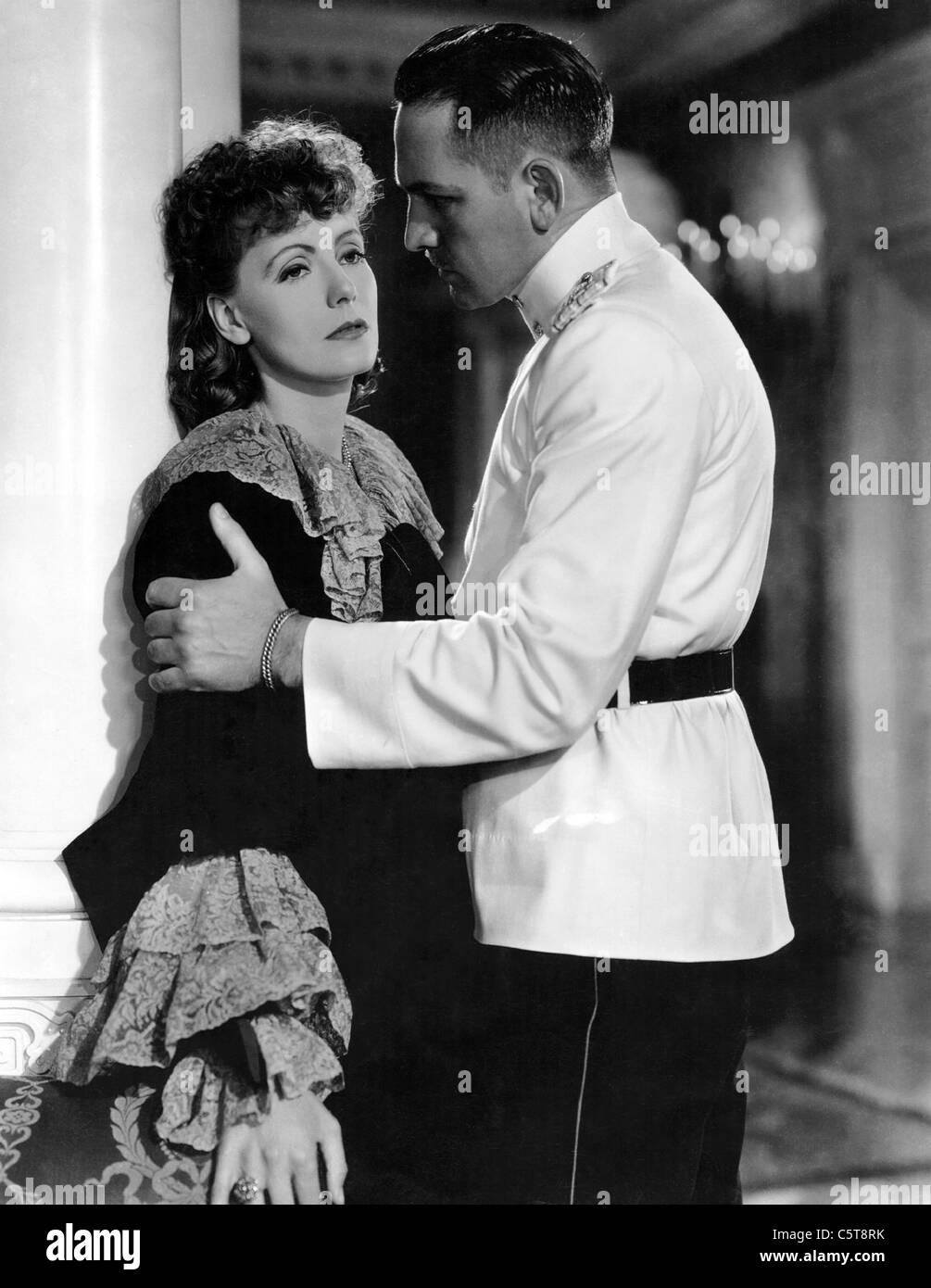 ANNA KARENINA (1935) GRETA GARBO, FREDDIE BARTHOLOMEW CLARENCE BROWN (DIR ANKR 014 MOVIESTORE COLLECTION LTD Stock Photo
