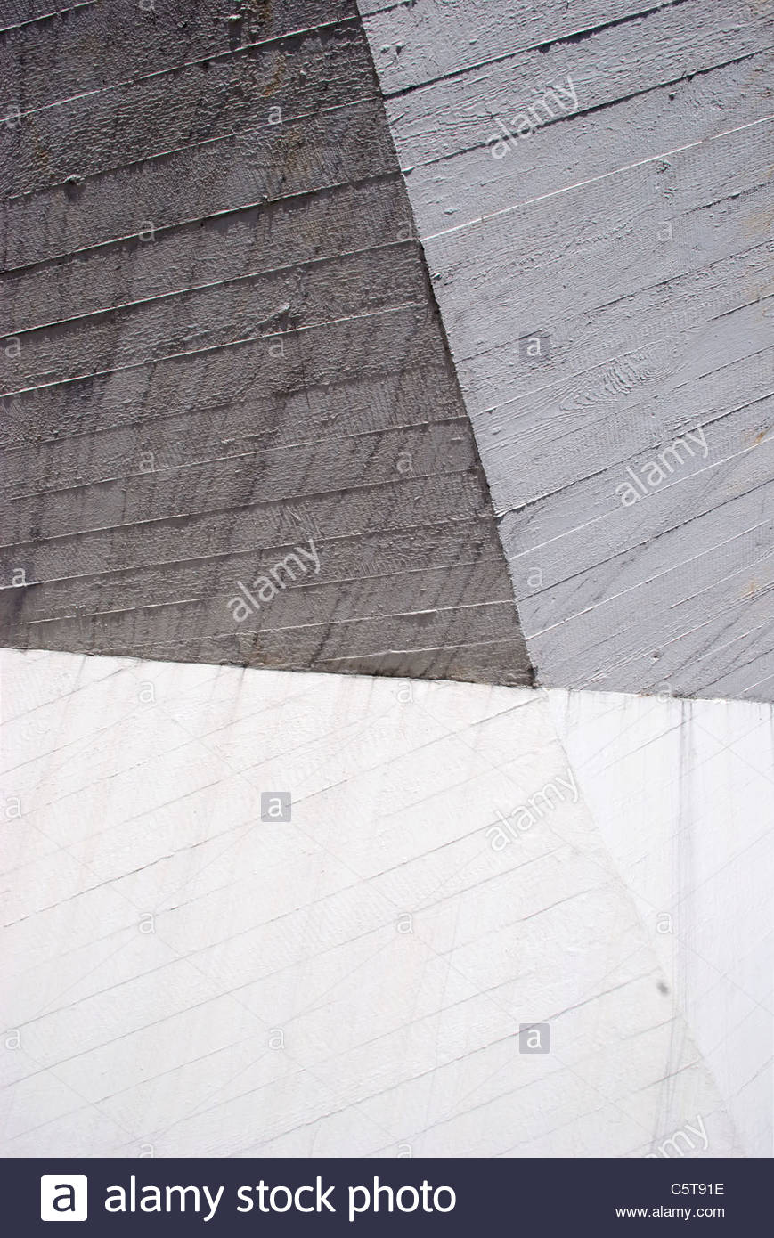 Germany, Berlin, House of the World Cultures, house front, close-up - Stock Image