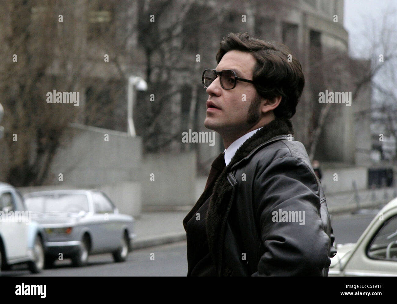 CARLOS THE JACKAL (TV) EDGAR RAMIREZ 004 MOVIESTORE COLLECTION LTD - Stock Image