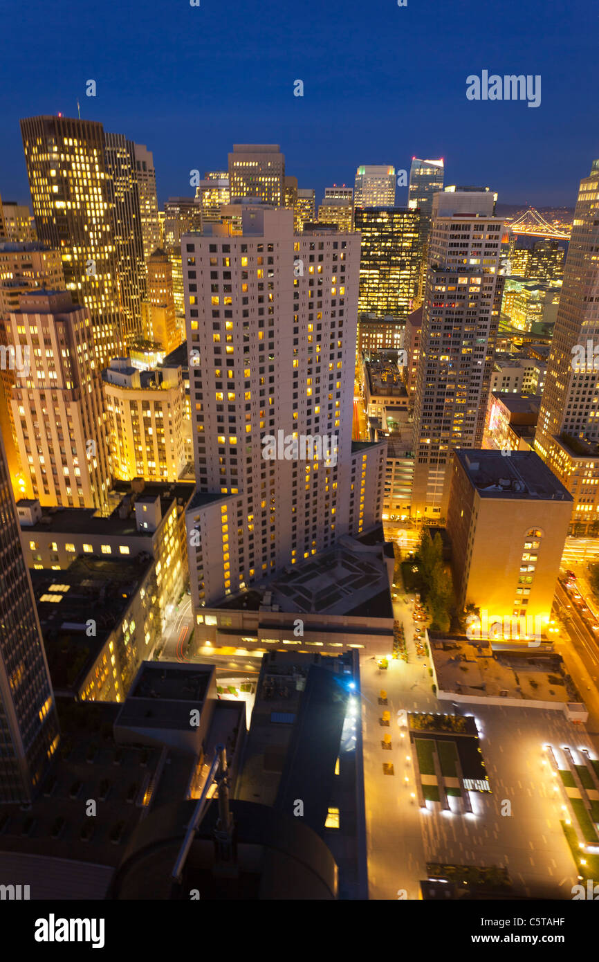 Downtown San Francisco Ca Stock Photos & Downtown San Francisco Ca ...