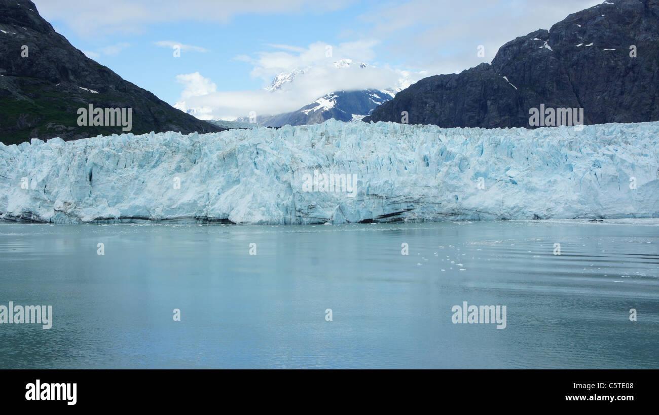 Ice berg in Alaska - Stock Image
