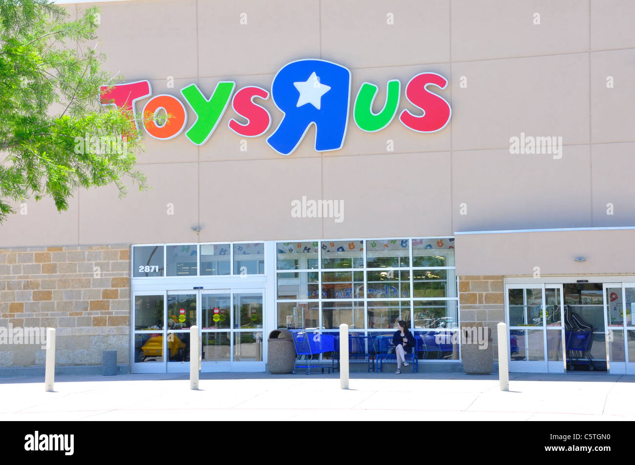 Shop Store Shopping Tx Us United States America American High Resolution Stock Photography And Images Alamy