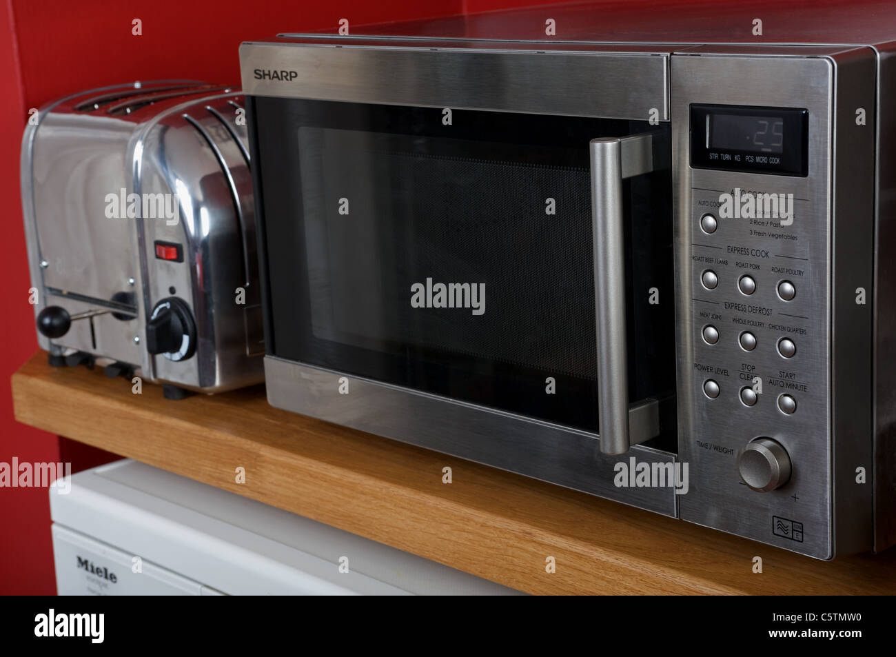 Household electrical appliances Stock Photo