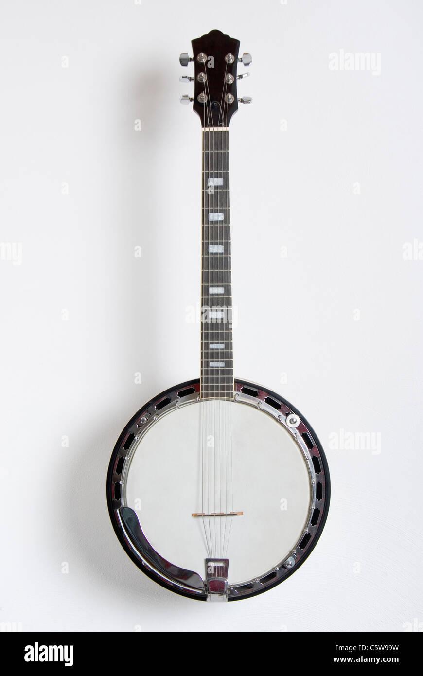 Banjo - Stock Image