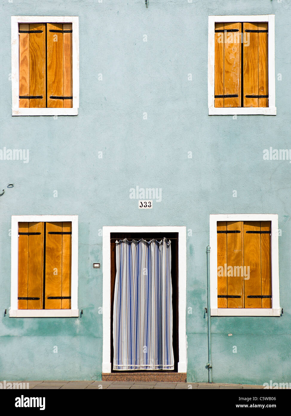 House Closed Door Shutters Stock Photos House Closed Door Shutters