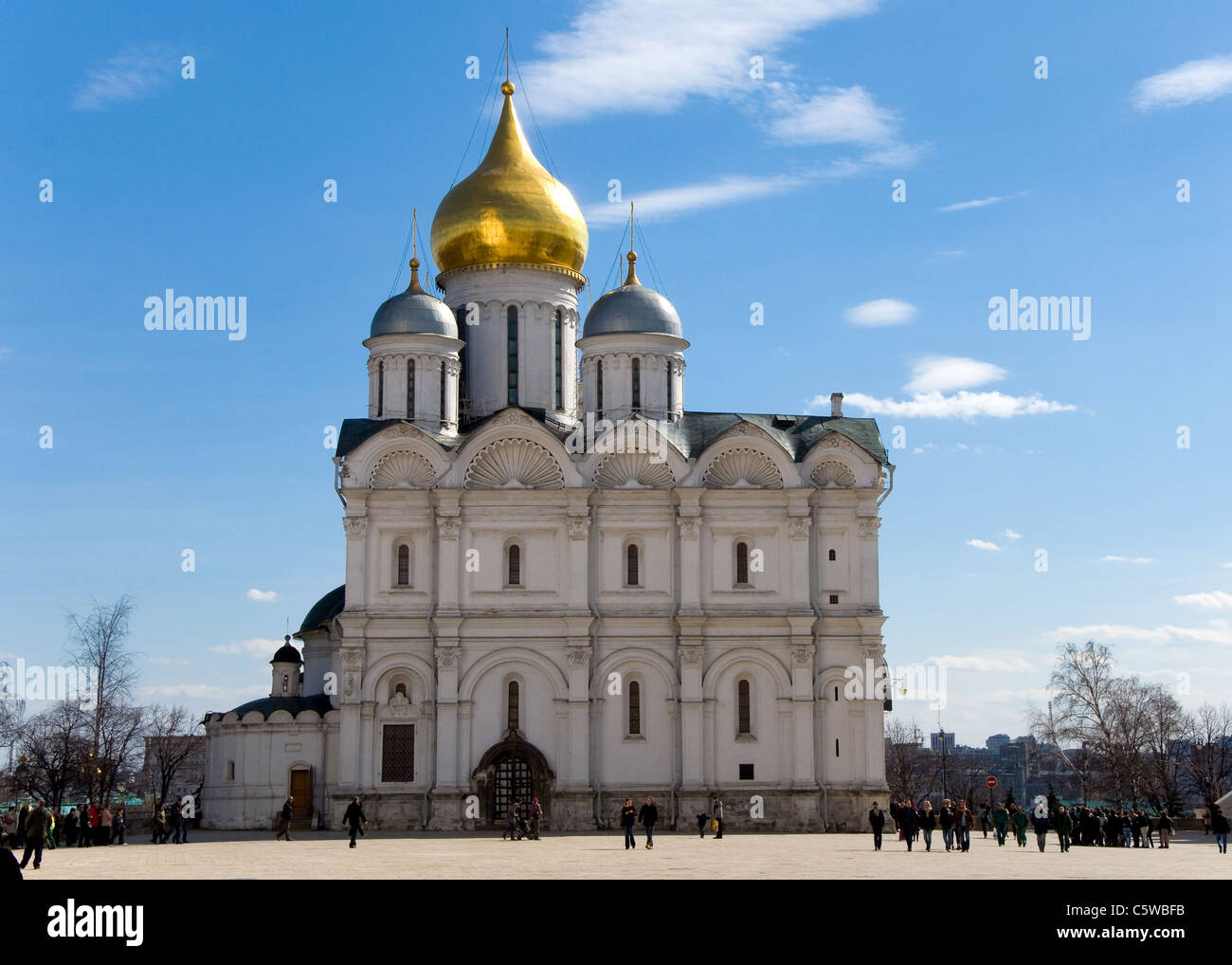 Archangel Cathedral of the Moscow Kremlin: description, architecture 66