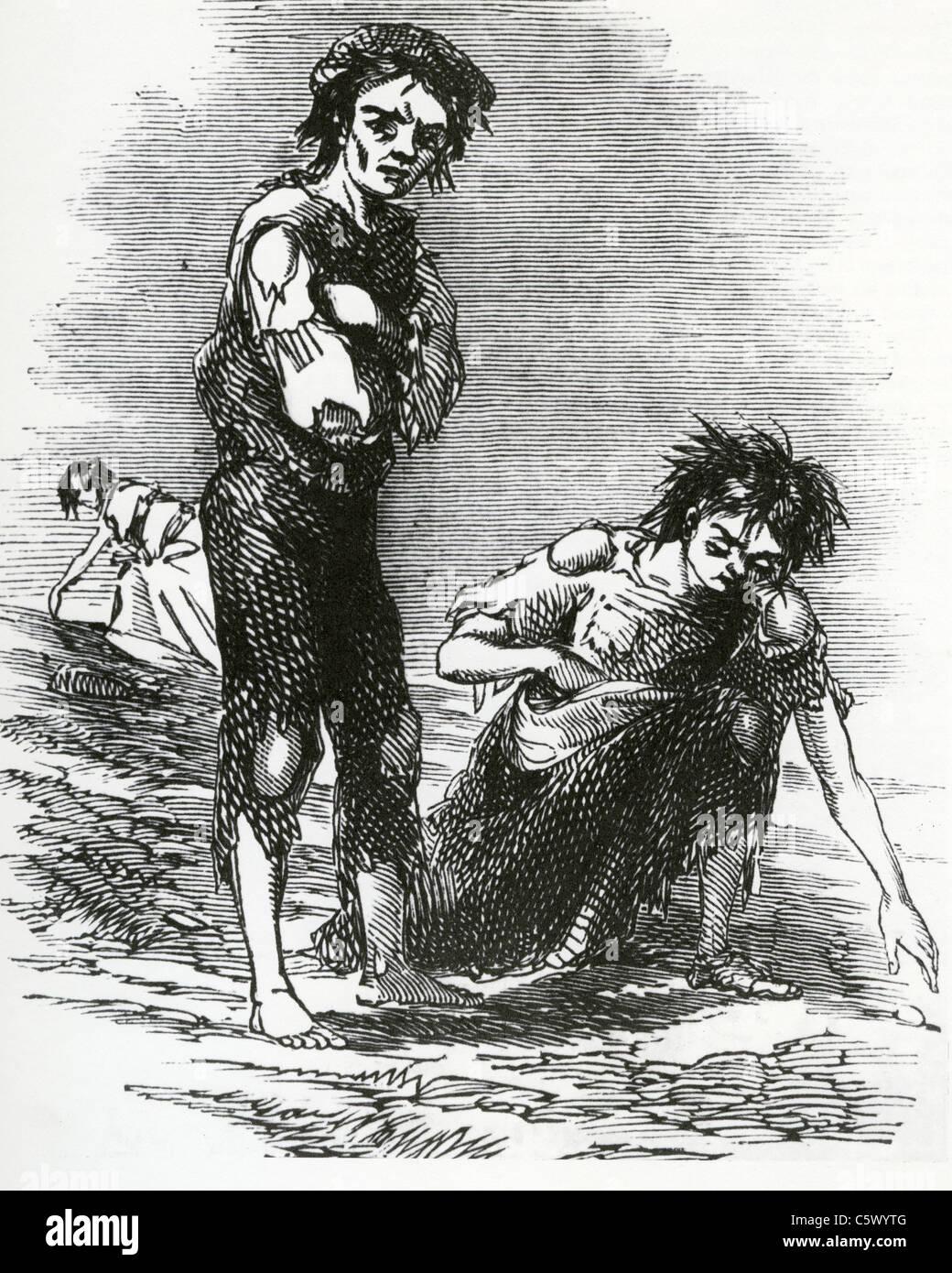 Famine Deutsch