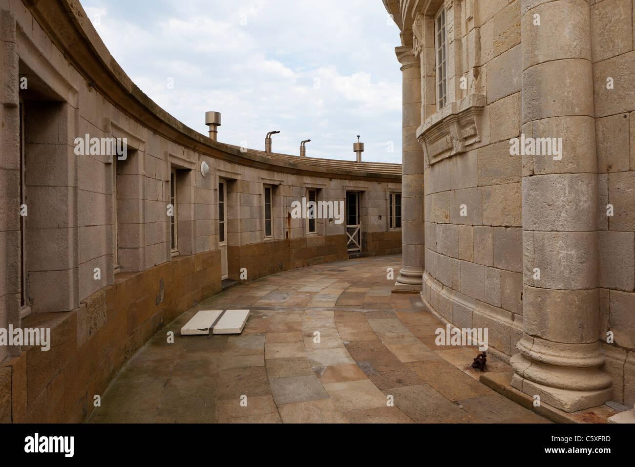 Lighthouse cordouan charente king kings france louis XIV - Stock Image