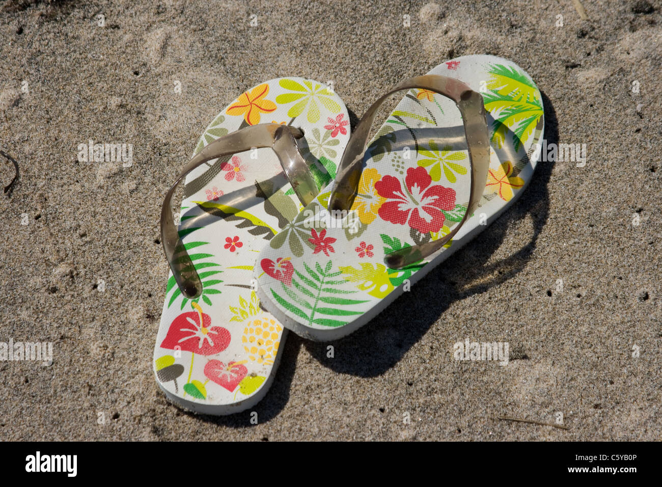 Idaho-flag Funny Flip Flops For Children Adults Men And Women Beach Sandals Pool Party Slippers