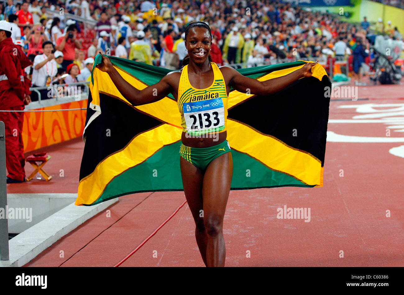 Watch Veronica Campbell-Brown 7 Olympic medals video