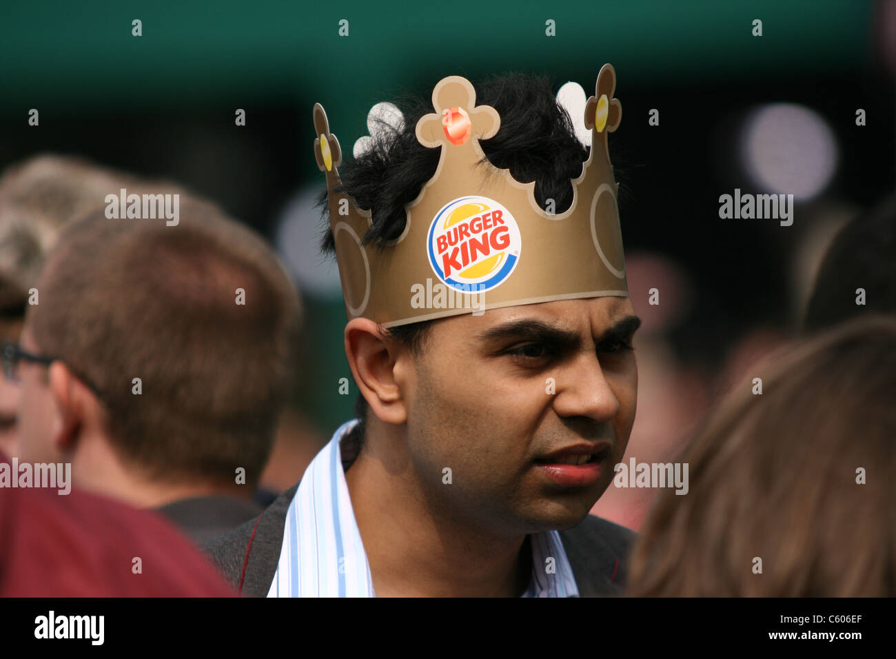 burger king crown stock photos burger king crown stock images alamy