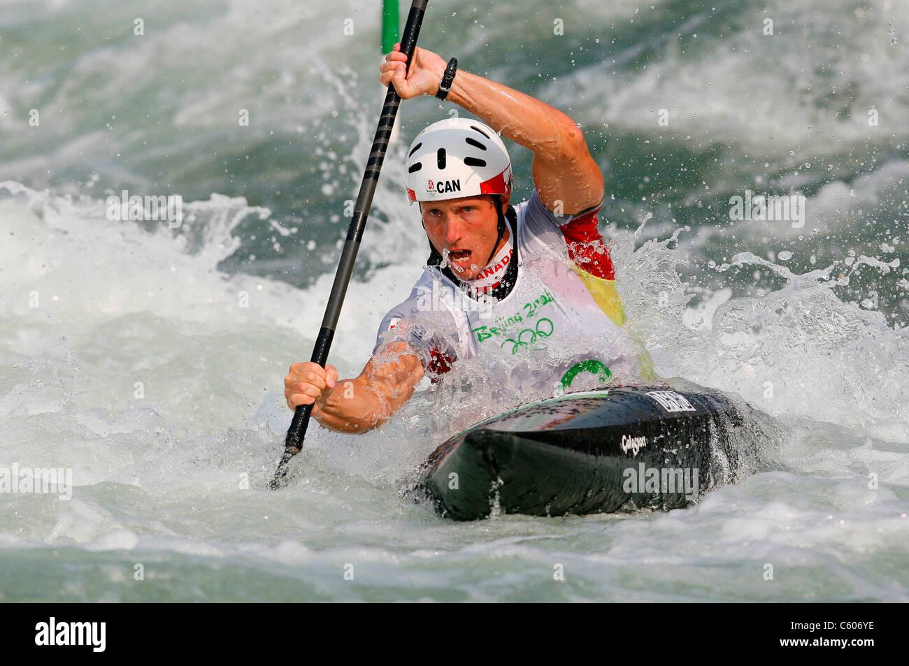 David Ford Mens Kayak K Olympic Stadium Beijing China  Stock Image