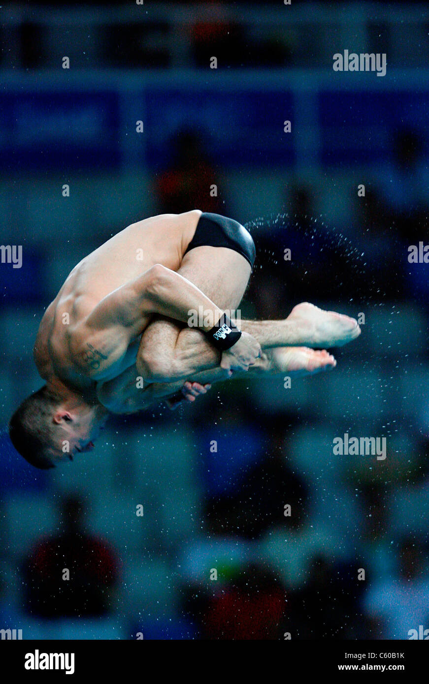 GLEB GALPERIN RUSSIA OLYMPIC STADIUM BEIJING CHINA 22 August 2008 - Stock Image