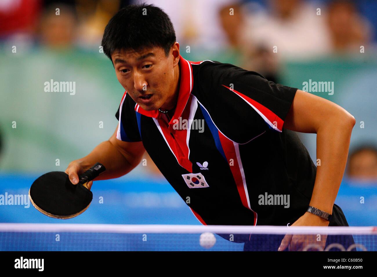 OH SANG EUN KOREA OLYMPIC STADIUM BEIJING CHINA 22 August 2008 - Stock Image