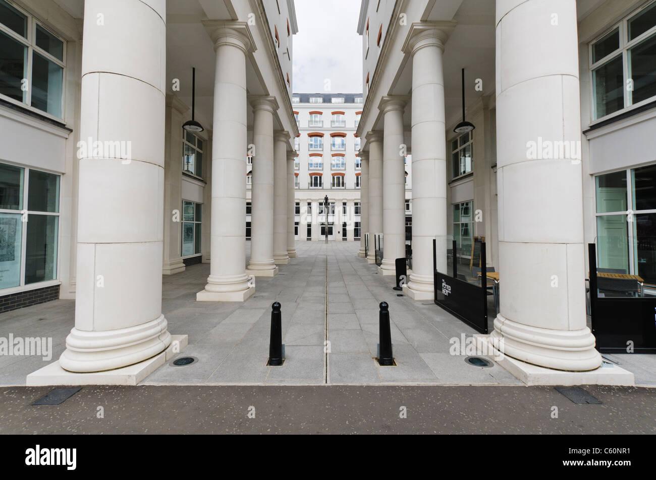 Saint Anne's Square, Belfast - Stock Image