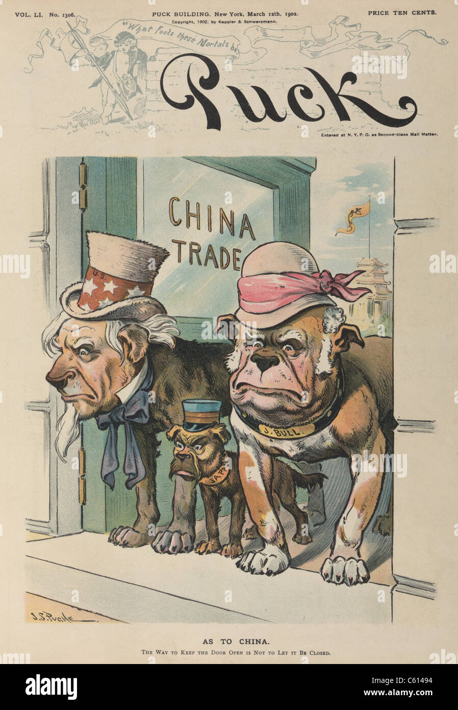 open door policy imperialism. cartoon shows uncle sam john bull and japan as dogs guarding & Open Door Policy Imperialism. Uncle Sam Loaded With Implements Of ...