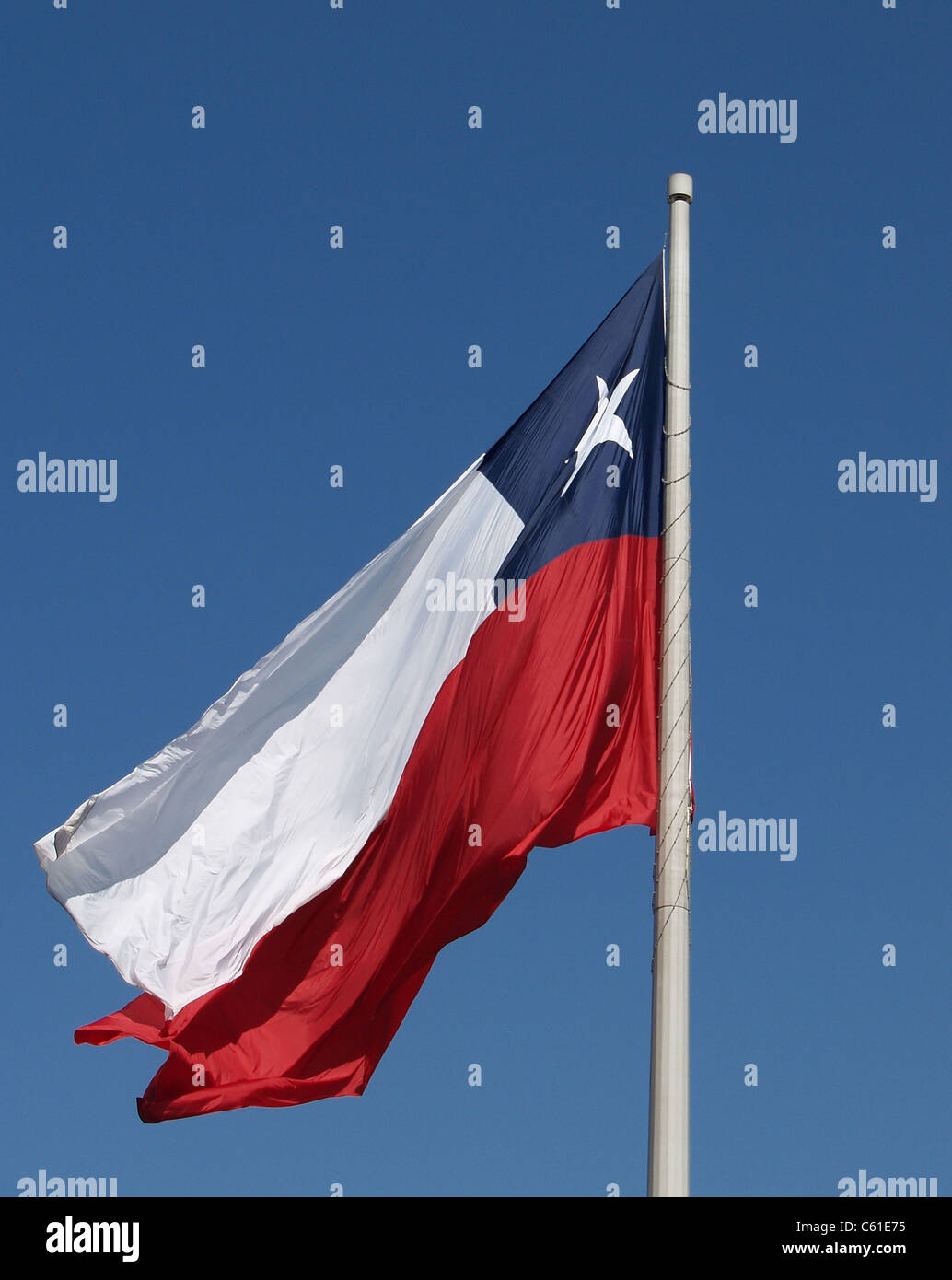 flag of chile stock photos flag of chile stock images alamy