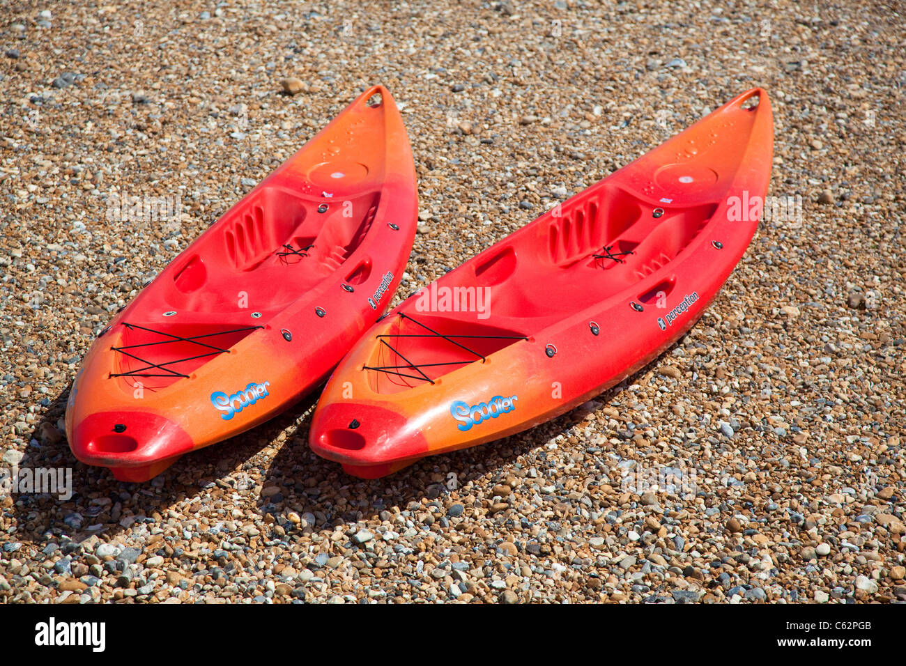 Perception Kayaks Stock Photos & Perception Kayaks Stock Images - Alamy