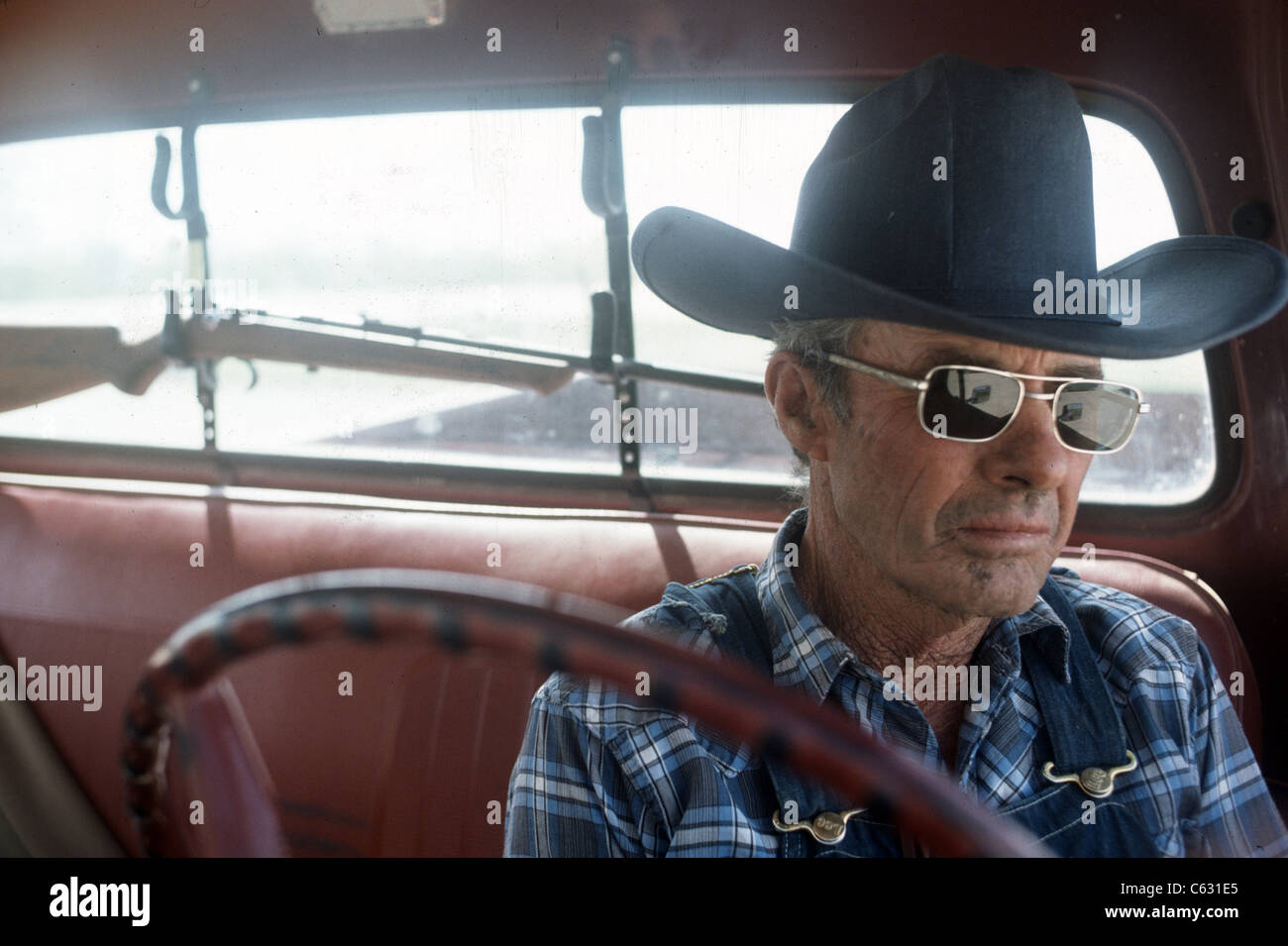 Cowboy With Sunglasses Stock Photos Amp Cowboy With
