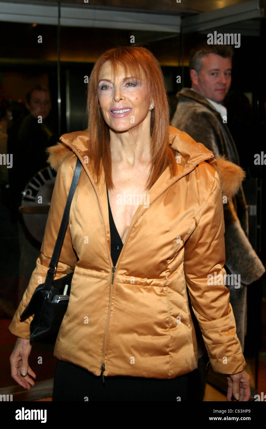 Tina Louise at the premiere of KINSEY held at Beekham Theater, New York City on November 11, 2004. (Photo by Nick - Stock Image