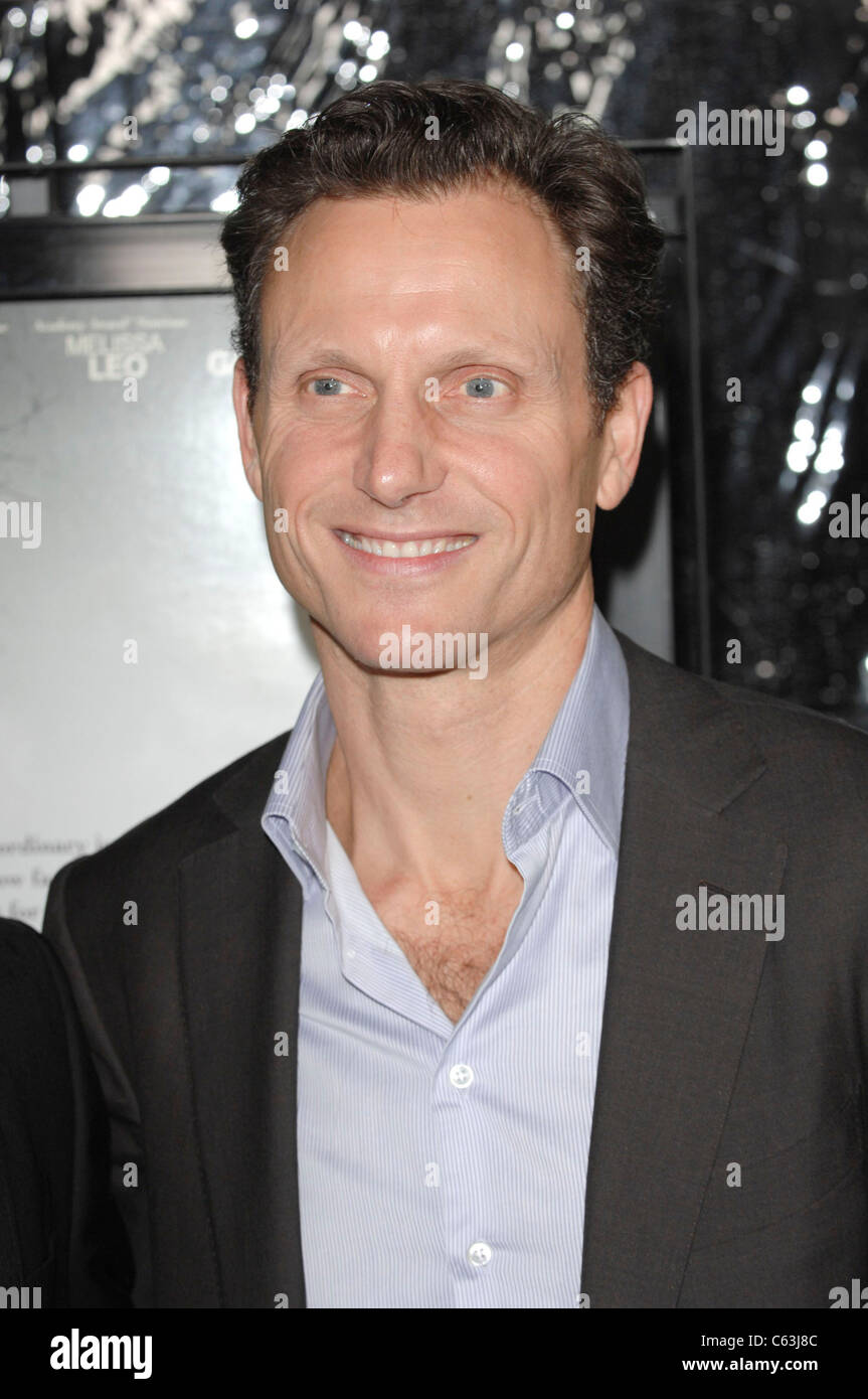 Tom Goldwyn at arrivals for CONVICTION Premiere, Samuel Goldwyn Theater at AMPAS, Beverly Hills, CA October 5, 2010. - Stock Image