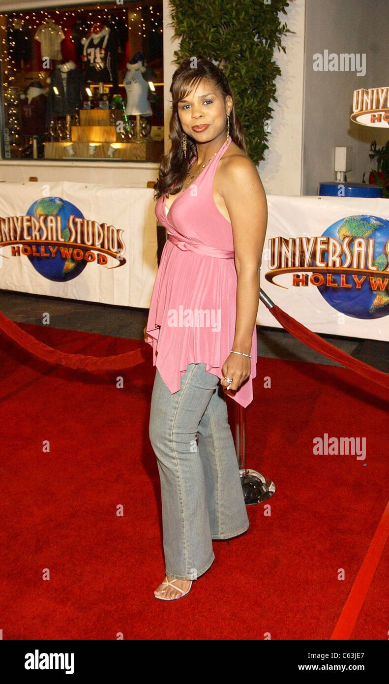 Kimberly Brooks at premiere of MEET THE FOCKERS, Los Angeles, CA  December 16, 2004. Photo by: John Hayes/Everett Stock Photo