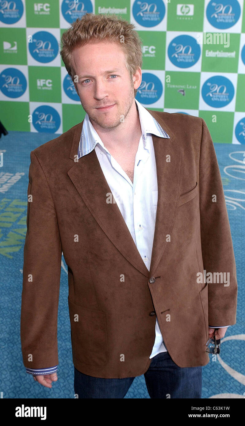 David Sullivan at arrivals for 20th IFP Independent Spirit Awards, Los Angeles, CA, Saturday, February 26, 2005. - Stock Image