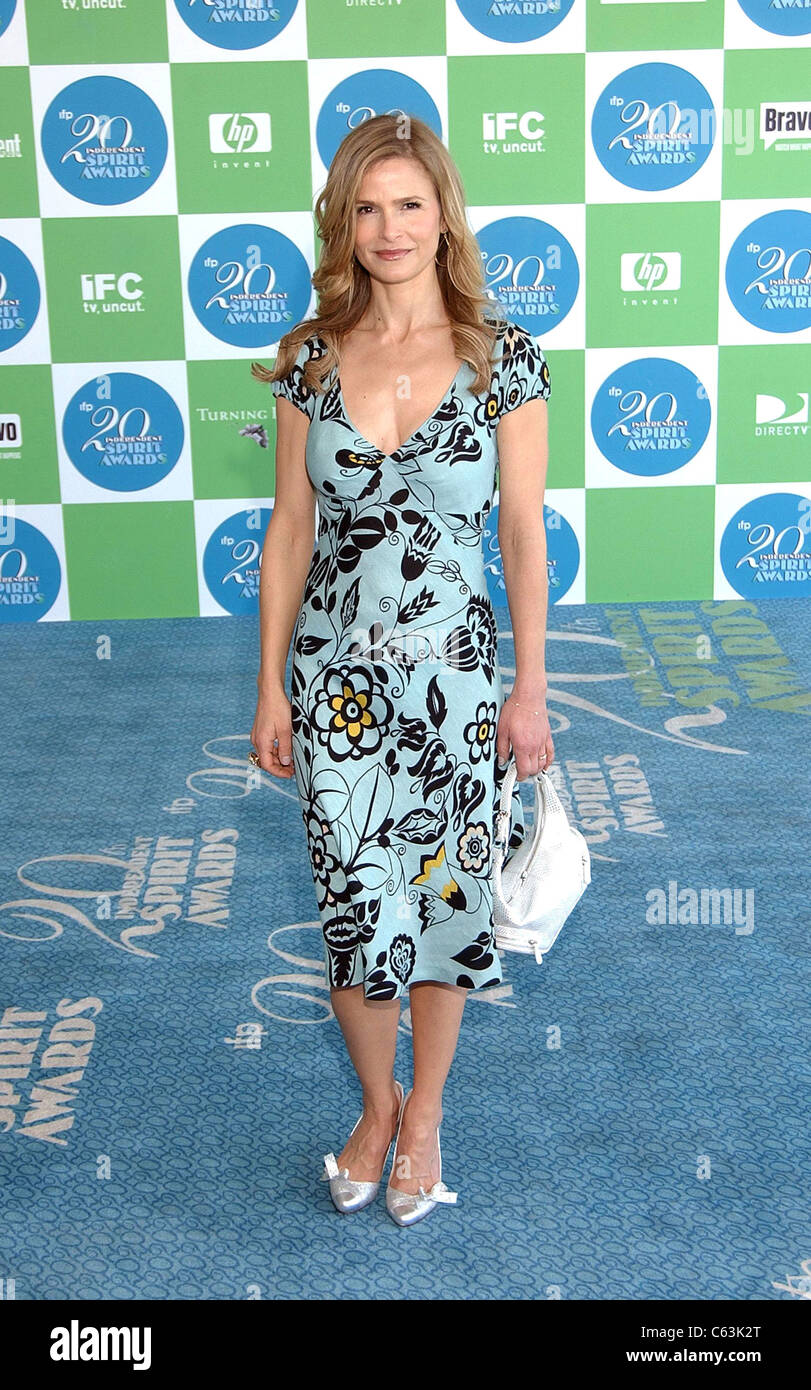 Kyra Sedgwick at arrivals for 20th IFP Independent Spirit Awards, Los Angeles, CA, Saturday, February 26, 2005. - Stock Image