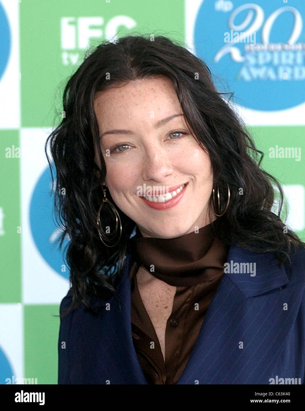 Molly Parker at arrivals for 20th IFP Independent Spirit Awards, Los Angeles, CA, Saturday, February 26, 2005. Photo - Stock Image