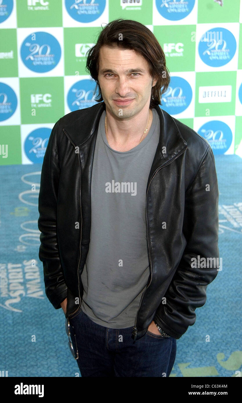 Olivier Martinez at arrivals for 20th IFP Independent Spirit Awards, Los Angeles, CA, Saturday, February 26, 2005. - Stock Image