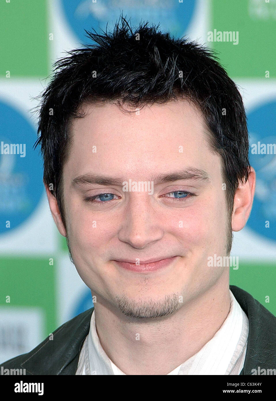 Elijah Wood at arrivals for 20th IFP Independent Spirit Awards, Los Angeles, CA, Saturday, February 26, 2005. Photo - Stock Image
