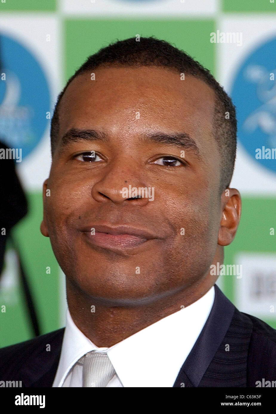 David Alan Grier at arrivals for 20th IFP Independent Spirit Awards, Los Angeles, CA, Saturday, February 26, 2005. - Stock Image