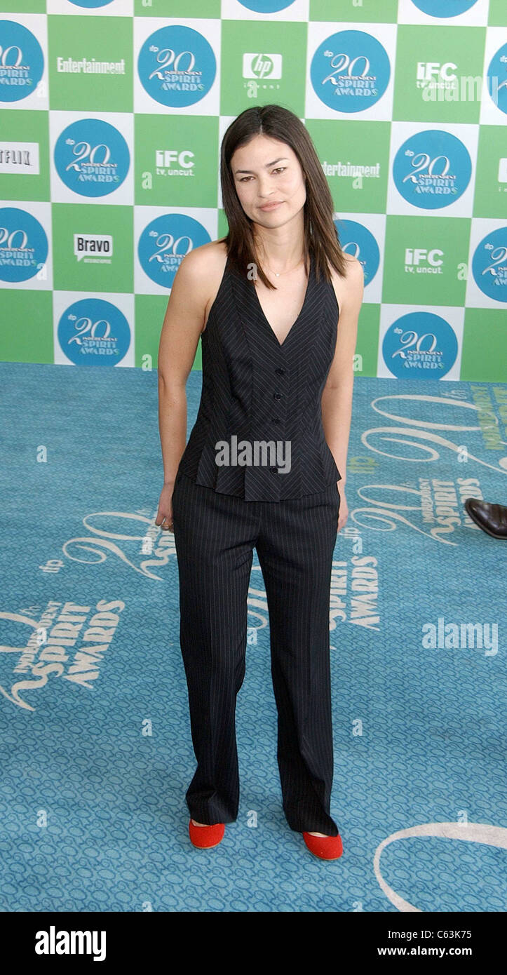 Danielle Renfrew at arrivals for 20th IFP Independent Spirit Awards, Los Angeles, CA, Saturday, February 26, 2005. - Stock Image