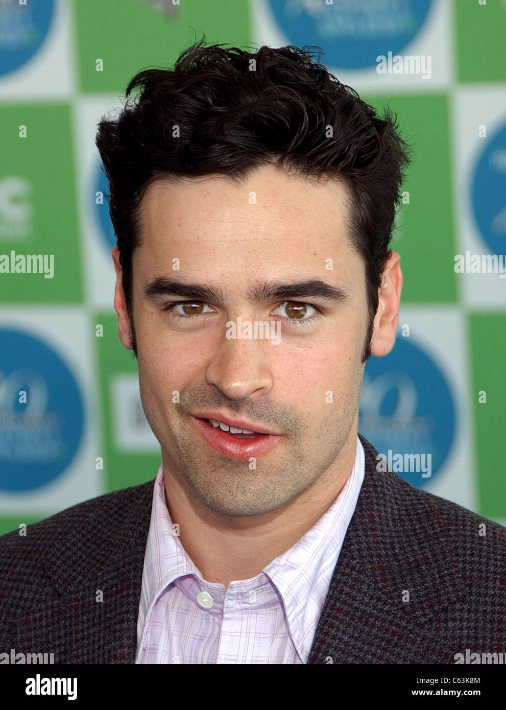 Jesse Bradford at arrivals for 20th IFP Independent Spirit Awards, Los Angeles, CA, Saturday, February 26, 2005. - Stock Image