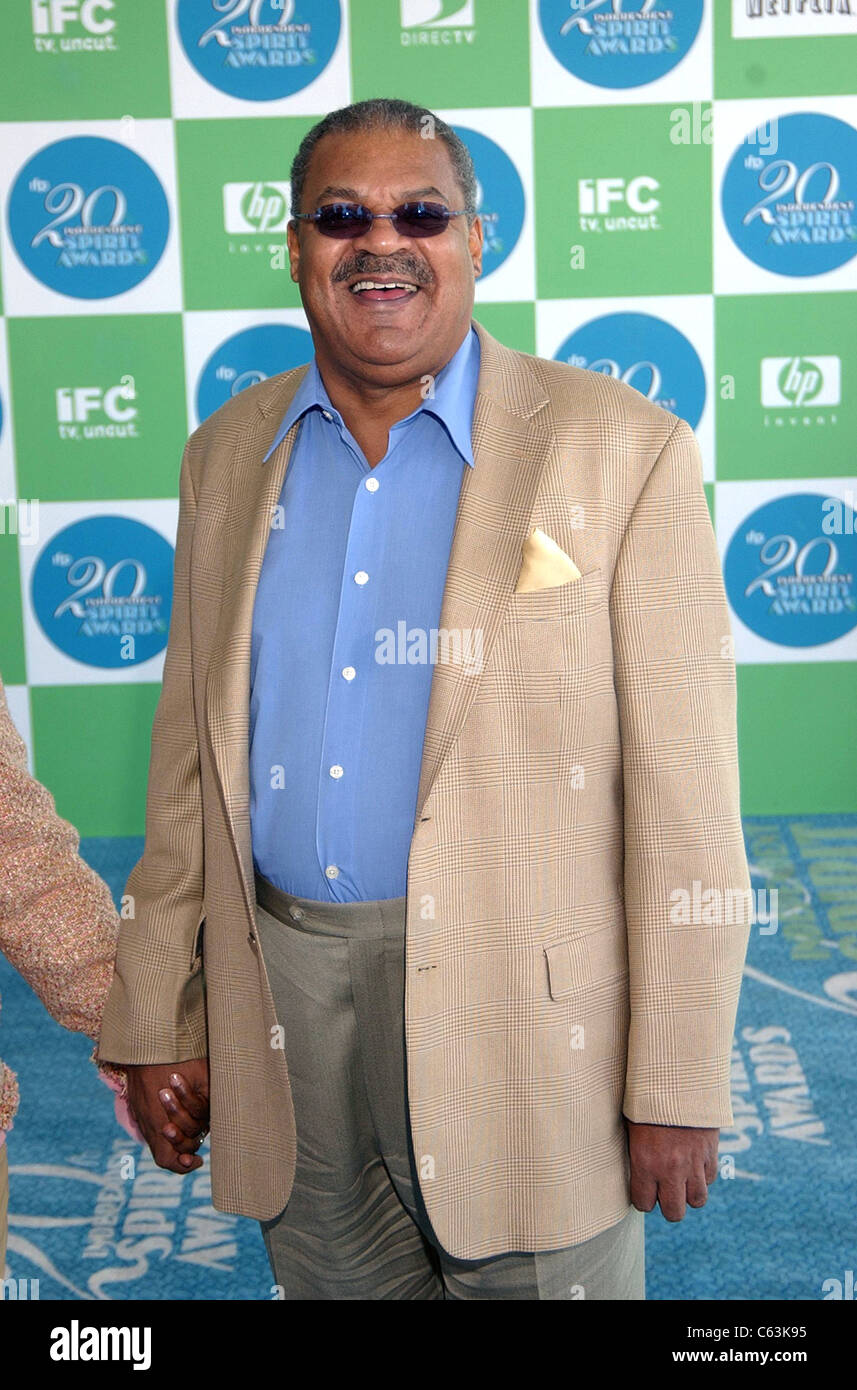 Roger Robinson at arrivals for 20th IFP Independent Spirit Awards, Los Angeles, CA, Saturday, February 26, 2005. - Stock Image