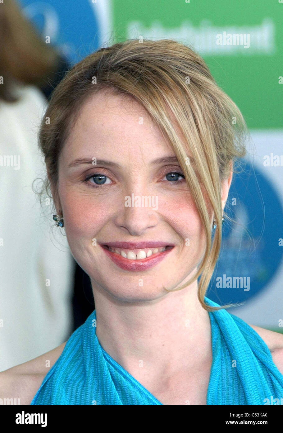 Julie Delpy at arrivals for 20th IFP Independent Spirit Awards, Los Angeles, CA, Saturday, February 26, 2005. Photo - Stock Image