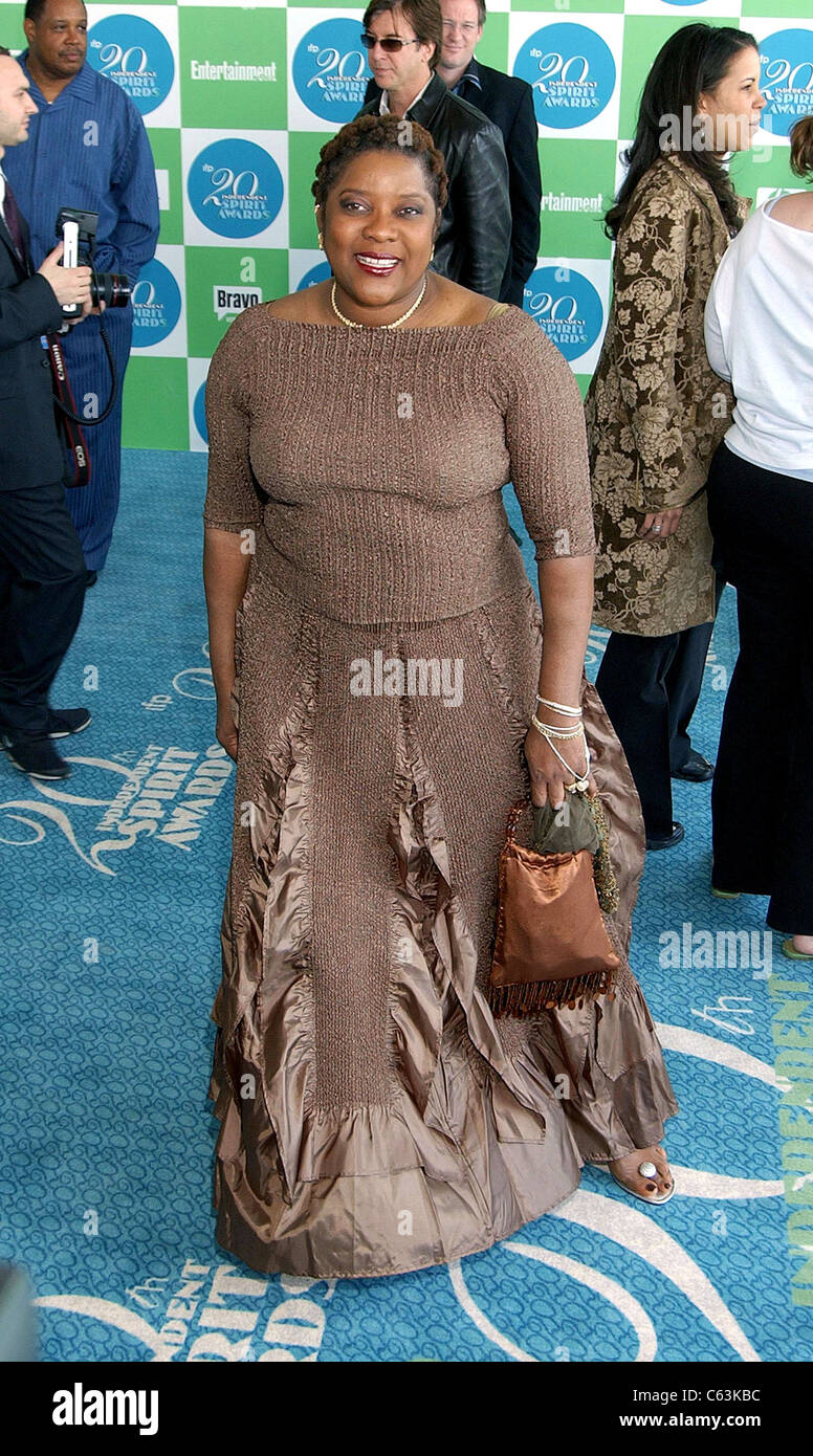 Loretta Devine at arrivals for 20th IFP Independent Spirit Awards, Los Angeles, CA, Saturday, February 26, 2005. - Stock Image